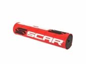Mousse de guidon SCAR rouge pour guidon avec barre mousse de guidons