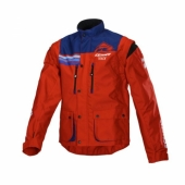 VESTE KENNY TRACK  ORANGE/GRIS 2019 vestes
