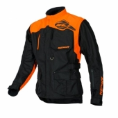 VESTE KENNY TITANIUM  ORANGE 2019 vestes