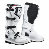 BOTTE CROSS KENNY TITANIUM BLANCHE bottes