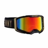 LUNETTES KENNY  TITANIUM  JAUNE FLUO ROUGE lunettes