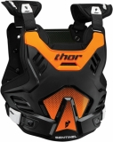 PARE PIERRE THOR SENTINEL GP NOIR/ORANGE KID protections kids