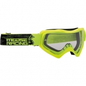 LUNETTE MOSSE RACING QUALIFER SLASH JAUNE lunettes