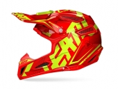 Casque LEATT GPX 5.5 Composite rouge kid casque kids