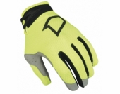 GANTS FIRST RACING DATA EVO LIME FLUO KID  gants kids
