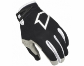 GANTS FIRST RACING DATA EVO NOIR/BLANC  KID  gants kids