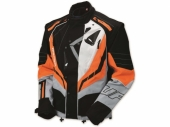 Veste UFO Enduro noir/orange vestes