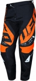 PANTALON CROSS UFO KID MIZAR ORANGE maillot pantalon kids