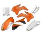 KIT PLASTIQUE CYCRA COULEUR ORIGINE 250 SX 2013-2015 kit plastique cycra powerflow