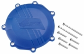 Protection de carter d'embrayage UFO BLEU YAMAHA 450 WR-F 2012-2015 protection carter embrayage