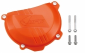 Protection de carter d'embrayage UFO ORANGE KTM 250/350 EX-C 2017 protection carter embrayage