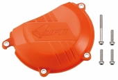 Protection de carter d'embrayage UFO ORANGE KTM 450/500 EX-C  2017 protection carter embrayage