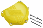 Protection de carter d'embrayage UFO JAUNE SUZUKI 250 RM-Z  2007-2017 protection carter embrayage