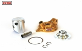 PACK PERFORMANCE VHM HUSQVARNA 125 TC 2014-2015 culasse vhm