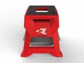 Lève moto TT Racetech R15 rouge leve motos