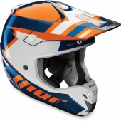 CASQUE THOR VERGE ORANGE 2016 casque