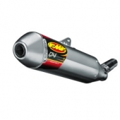SILENCIEUX FMF ALUMINIUM POWERCORE 4 HEX HONDA 450 CR-F 2013-2014 echappements 4 temps