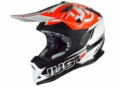 Casque JUST1 J32.PRO Rave noir/orange casques