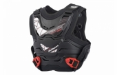 Pare-pierres Phantom  Polisport noir  KID protections kids