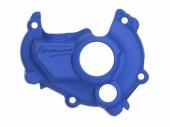 Protection de carter d'allumage POLISPORT bleu Yamaha 250 YZ-F 2014-2018 protection carter allumage