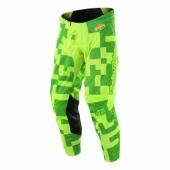 Pantalon Troy Lee Designs GP Maze Jaune Fluo Vert 2018 maillots pantalons