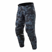 Pantalon Troy Lee Designs GP Cosmic Camo Gris 2018 maillots pantalons