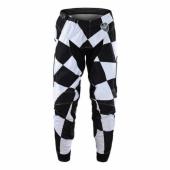 Pantalon Troy Lee Designs SE Joker Blanc Noir 2018 maillots pantalons