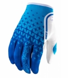 Gants Troy Lee Designs XC Starburst Bleu Cyan gants