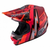 Casque Troy Lee Designs Air Beams rouge casques