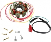 STATOR MOOSE RACING HONDA 200 XLR 1983-1984 stators regulateurs