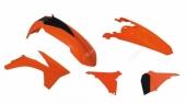 Kit plastiques Racetech couleur origine KTM 200 EX-C 2012-2013 kit plastiques racetech
