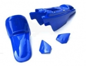 Kit plastiques ART type origine bleu Yamaha PW50 plastique pw