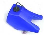 Réservoir ART bleu Yamaha PW 80 plastique pw