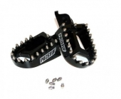 REPOSE PIEDS PROSTUF NOIR KTM 250 SX-F 2006-2012 reposes pieds