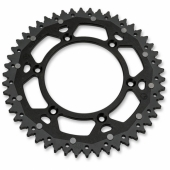 COURONNE MOOSE RACING ACIER/ALU NOIR  KTM 300 EX-C 2004-2017 pignon couronne