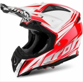 CASQUE AIROH AVIATOR 2.2 READY ROUGE casques