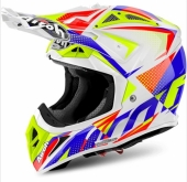 CASQUE AIROH AVIATOR 2.2 FLASH BLANC casques