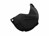 Protection de carter d'embrayage POLISPORT noir HUSQVARNA 125 TE 2014-2016 protection carter embrayage