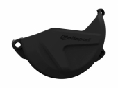 Protection de carter d'embrayage POLISPORT noir Kawasaki 450 KX-F 2016-2018 protection carter embrayage
