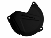 Protection de carter d'embrayage POLISPORT noir HUSQVARNA 250/300 TE 2017-2019 protection carter embrayage