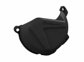 Protection de carter d'embrayage POLISPORT noir HUSQVARNA 250/350 FE 2014-2016 protection carter embrayage