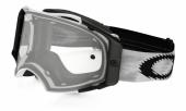 LUNETTE  OAKLEY Airbrake blanc Matte  Speed écran transparent lunettes