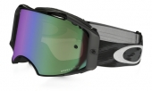 LUNETTE OAKLEY Airbrake Jet noir écran Prizm MX Jade Iridium lunettes