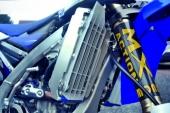 Protection de radiateur AXP aluminium Yamaha 450 WR-F 2016-2018 protections radiateur