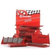 Plaquettes de frein arriere BREMBO SD / SX HUSQVARNA 250 FC 2014-2018 plaquettes de frein