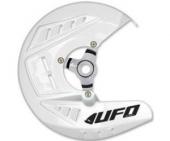 Protège-Disques Avant Ufo BLANC KTM 250 SX 2007-2017 protege disque ufo