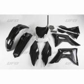 kit plastique ufo NOIR HONDA 450 CR-F 2017 kit plastiques ufo