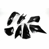 Kit plastiques UFO noir Husqvarna 250 FC 2014-2015 kit plastiques ufo