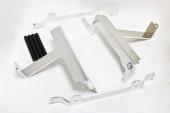 Protection De Radiateur AXP KTM 350 EXC-F 2012-2016 protections radiateur