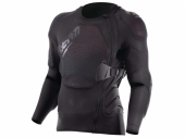 Gilet de protection LEATT 3DF Airfit Lite noir gilets protection